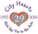 City Hearts 2014 logo
