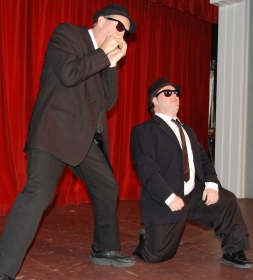 Born to Act Blues Brothers