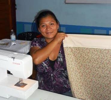 costa Rica pillow case 2
