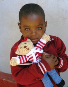Teddy's to comfort children affected by HIV/AIDS